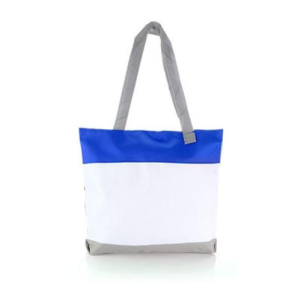 Bloomington Convention Tote Bag Tote Bag / Non-Woven Bag Bags Eco Friendly TNW6007Thumb_Blu[1]